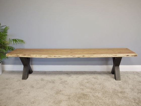 Live Edge Bench - Special Order